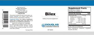 Bilex eticheta